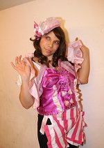 Cosplay-Cover: Kinky Pinky Piratesse
