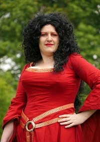 Cosplay-Cover: Mother Gothel (Rapunzel)