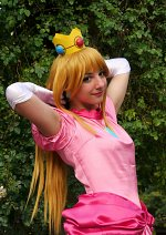 Cosplay-Cover: Princess Peach