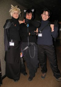 Cosplay-Cover: Zack