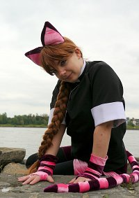 Cosplay-Cover: Duo Maxwell (als Grinsekatze)