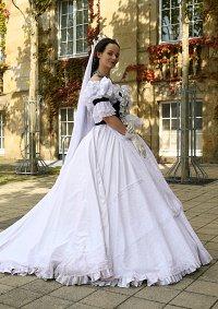 Cosplay-Cover: Elisabeth - Ungarisches Krönungskleid