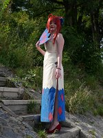 Cosplay-Cover: Milotic [Gijinka]