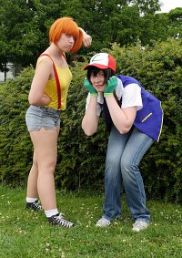 Cosplay-Cover: Ash Ketchum [Alabastia]