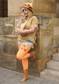 Cosplay-Cover: Applejack (Nightmare Night)