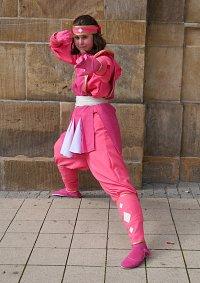 Cosplay-Cover: Kim/ Pink MMPR Ninjetti
