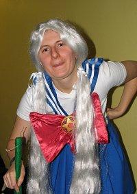Cosplay-Cover: Die zahnlose Kriegerin Sailormoon