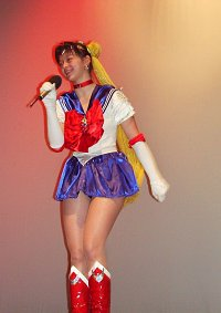 Cosplay-Cover: Sailor Moon S