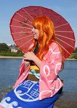 Cosplay-Cover: Nami [Kimono]