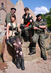 Cosplay-Cover: Big Boss