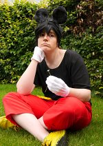 Cosplay-Cover: Micky Maus