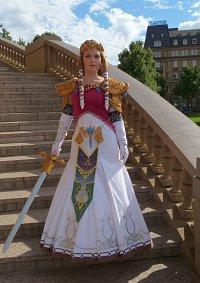 Cosplay-Cover: Prinzessin Zelda