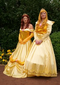 Cosplay-Cover: Belle Gold Version