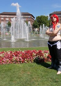 Cosplay-Cover: Erza Scarlet