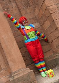 Cosplay-Cover: Rainbow Laughing Jack