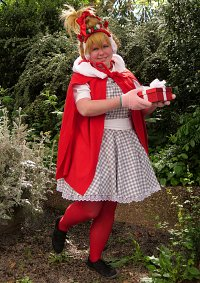 Cosplay-Cover: Cindy Lou Who