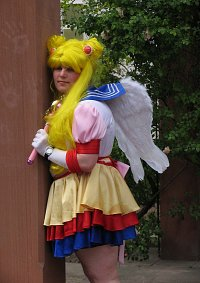 Cosplay-Cover: Eternel Sailor Moon