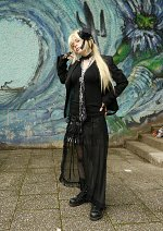 Cosplay-Cover: VisuOutfit: Black elegance