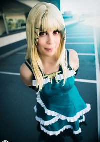 Cosplay-Cover: Tina Sprout