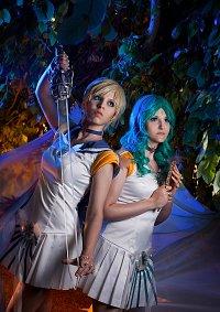 Cosplay-Cover: Sailor Uranus [Cosmos]