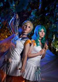 Cosplay-Cover: Sailor Uranus [Cosmos]