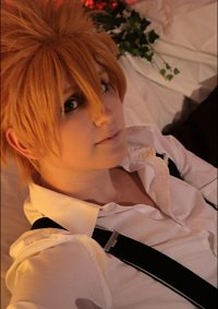Cosplay-Cover: Giotto   Young Version