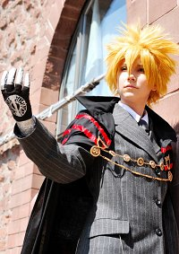 Cosplay-Cover: Giotto   First Generation