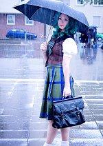 Cosplay-Cover: Michiru Kaioh [Schuluniform]