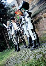Cosplay-Cover: Lussuria [TYL]
