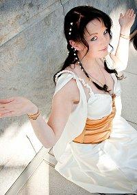 Cosplay-Cover: Prinzessin Tamina