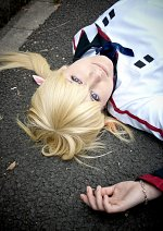 """Cosplay-Cover: Charlotte """"Charl"""" Dunois"""