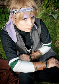 Cosplay-Cover: Alec [Traitor's Moon Cover]
