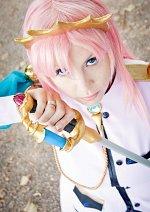Cosplay-Cover: Utena Tenjou [Rosebride]