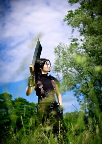 Cosplay-Cover: Angeal Hewley