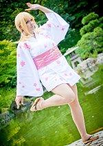 Cosplay-Cover: Lucy Heartfilia [Kimono]