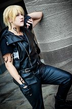 Cosplay-Cover: Jace Wayland [Gear Movie Version]
