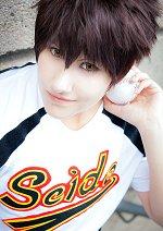 Cosplay-Cover: Sawamura Eijun [Training]