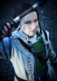 Cosplay-Cover: Connor Kenway (Achilles Montur)