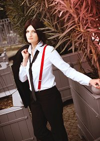 Cosplay-Cover: Ymir [Suit]