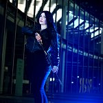 "Cosplay: Isabelle ""Izzy"" Lightwood - Shadowhunter"