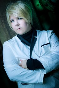 Cosplay-Cover: RUFUS SHiNRA [ PRESiDENT ]