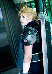 Cosplay-Cover: Cloud Strife [Original Game]