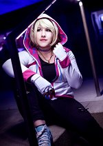 Cosplay-Cover: Spider-Gwen (Avengers Academy)