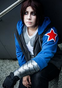 Cosplay-Cover: Bucky Barnes / Winter-Soldier [Avengers Academy]