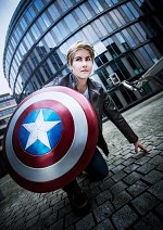 Cosplay-Cover: Steve Rogers [casual Civil War]