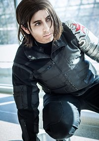 Cosplay-Cover: Bucky Barnes [Civil War]