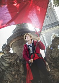 Cosplay-Cover: Enjolras
