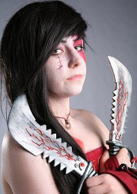 Cosplay-Cover: Kratos