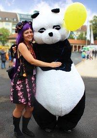 Cosplay-Cover: Genma Saotome, Panda