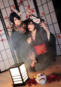Cosplay-Cover: Kaito Shion [Musunde Hiraite Rasetsu to Mukuro]